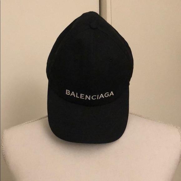 Authentic Balenciaga Hat | Poshmark